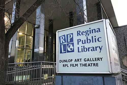Regina Public Libraries will lose nearly $600,000 in funding following the province's decision to eliminate funding to municipal libraries in its 2017-18 budget. Photo by Janelle Blakley.