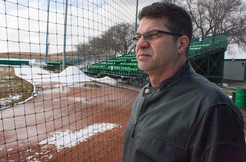For Gary Brotzel, president of the Regina Red Sox, the team's annual dinner and auction is a reminder the Western Major Baseball League season is just around the corner. Photo by Colton Hordichuk.