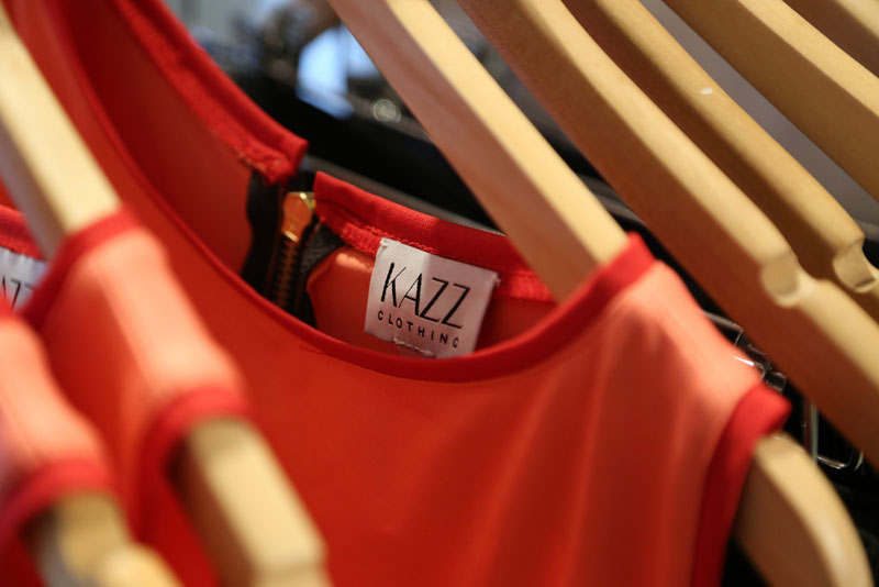 KAZZ Clothing Tank Top