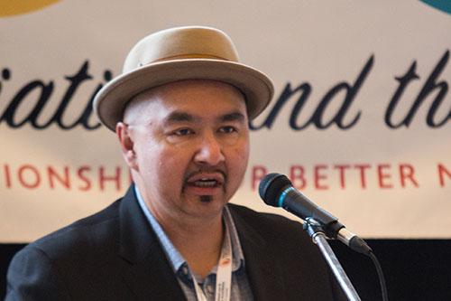 Mervin Brass: A voice for Treaty 4