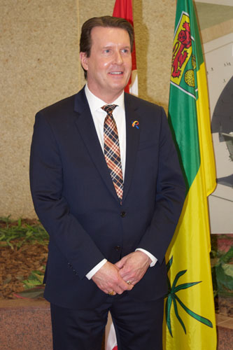 Mayor Michael Fougere