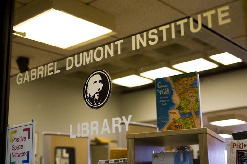 Gabriel Dumont Institute Library