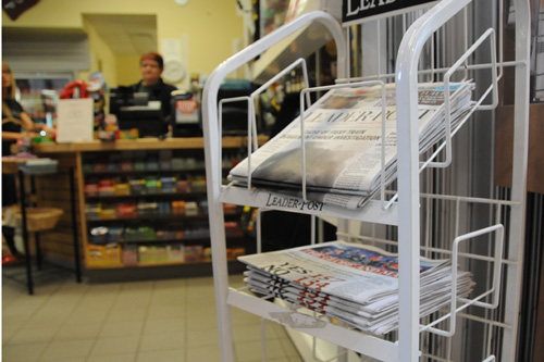 Postmedia has aquired 175 more newspapers across Canada. Photo by Kailey Guillemin.